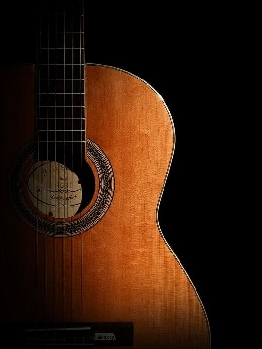 کلاس اموزش مقدماتی گیتار کلاسیک